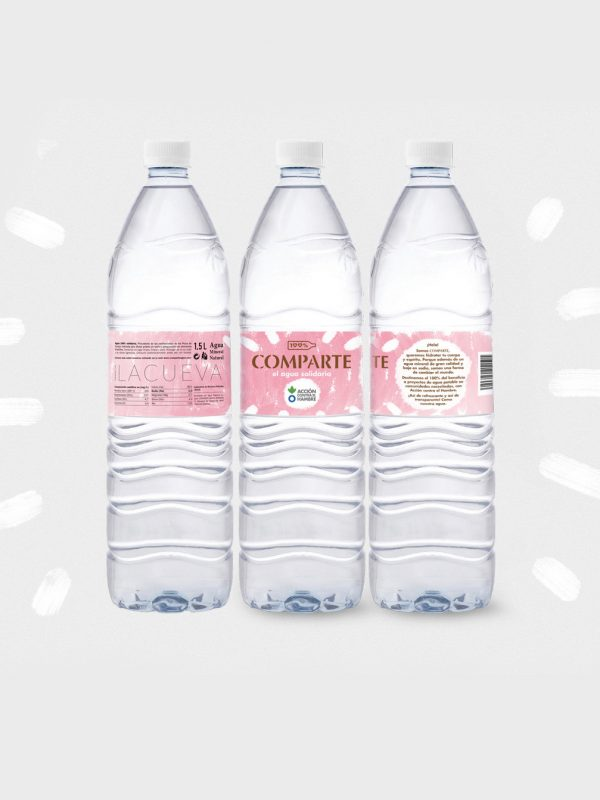Packaging para Comparte Agua